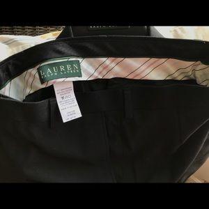 Lauren Ralph Lauren Matching Sets - Lauren Ralph Lauren Black Suit Blazer & Pants